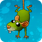 Icone-application-une-souris-verte